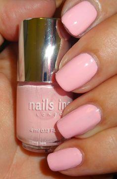 Wendy's Delights: Nails Inc Princess Gate @nails inc