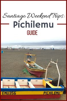 """Chile isn't known as a surfing destination, but you wouldn't know that in the town of Pichilemu. Follow this travel guide to """"Pichi,"""" a surfing hotspot and also a great beach designation for budget travel. #DreamHolidayContest"""