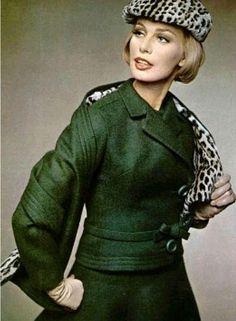 1960's fashion - dior 1961