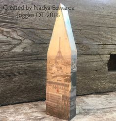 Hi everyone. It's Nadya here. I am so excited to share what I did with my Joggles Wonky Wood House! Supplies Used: Joggles Wonky Wood House #1 Joggles Deli Paper Liquitex Matte Medium – 8 ounces [5108] Tim Holtz Distress Stains …