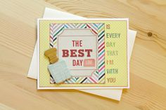 The Best Day 1 Card by Carson R.