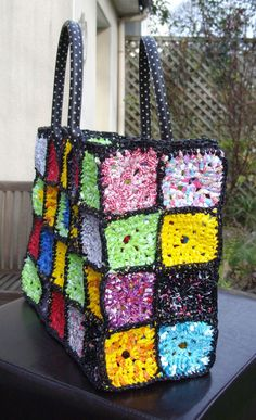 recycler et crocheter des sacs plastique recyclage bricolage pinterest comment. Black Bedroom Furniture Sets. Home Design Ideas