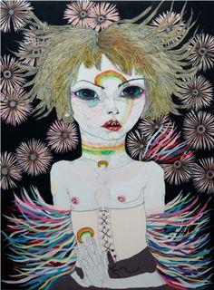 Girl # Eleven 2004, del kathryn barton