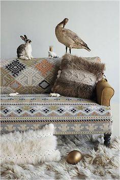 / Image via: Anthropologie.com #cozy