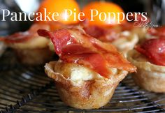 ~Pancake Pie Poppers!