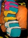 Tieks by Gavrieli  designer flats you can fit in your purse