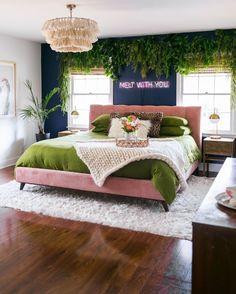 Home Decor Bedroom .Home Decor Bedroom Home Bedroom, Bedroom Decor, Tuscan Bedroom, Bedroom Ideas, Master Bedroom, Bedroom Makeovers, Bedroom Styles, Deco Cool, Retro Bed