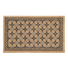 Printed Coir Doormat 45 x 75 Albufeira Rental Makeover, Sun Lounger Cushions, Decorative Storage Boxes, Hallway Furniture, Coir Doormat, Painted Front Doors, Lantern Candle Holders, Home Scents, Fibres