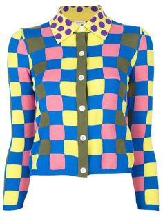 Women - All - Marc Jacobs Checked Cardigan - Biffi
