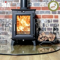 Ecosy+ Ottawa 5 ECO, Defra Approved - Ecodesign Ready (2022) - 5kw Wood Burning Stove - 5 Year Guarantee Cheap People, Stoves For Sale, Seam Welding, Laser Cut Steel, Multi Fuel Stove, Ottawa, Wood Burning, Hearth, The Hamptons