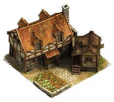 Medieval Citezens House