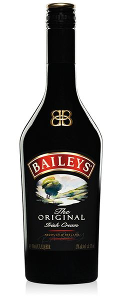 For Heather because Baileys makes everything better.