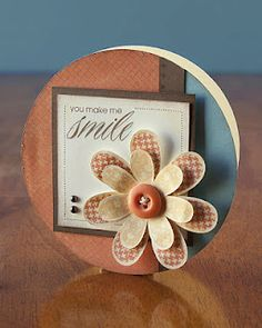 Cute card-- CTMH