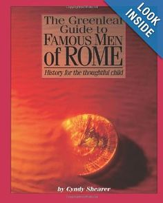 The Greenleaf Guide to Famous Men of Rome: Cyndy Shearer