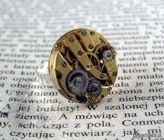 pierścionki i obrączki-Mechaniczny pieścionek 108