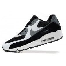 17829f47759b0 Nike Air Max 90 Hyperfuse Premium Black White Cool Grey Nike Air Max Mens