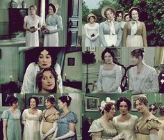 Love this version of Pride and prejudice. Mrs. Bennett and Mr. Collins are my apsolute favourite characters :) Of course, no one can resist Mr.Darcy's charm and Lizzy Bennet's witty remarks :)