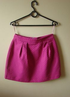 Kup mój przedmiot na #vintedpl http://www.vinted.pl/damska-odziez/spodnice/10445925-rozowa-spodniczka-mohito