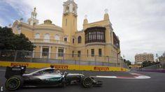 Lewis Hamilton says Baku street circuit in Azerbaijan rewards bravery