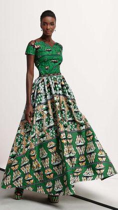 Dutch Fabric House Vlisco Shares Bauhaus-Inspired Prints Okayafrica.