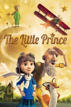 The Little Prince (2015) Click Image to watch this movie