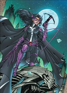 Huntress by Jonboy Meyers