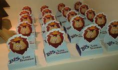 Caixa para Bis Duplo! <br> <br>Pedido mínimo: 20 unidades <br> <br>Personalizamos em todos os temas! <br> <br>(não acompanha chocolate bis)