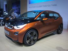 BMW evolves electric car with new concept (pictures) - CNET Reviews via @CNET