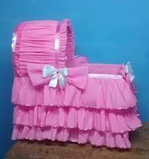Resultado de imagen de caja de regalos para baby shower niña