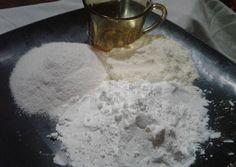 Mezcla de harinas para recetas dulces apto celíacos