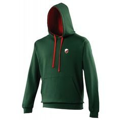 Kit4Kings Polo Gentleman s Bespoke Hoodie with Contrast Hood - Cambiaso Cuddly cosy and cool This is the hoodie We are delighted to offer this