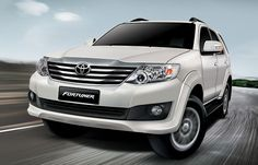 2015 Toyota Fortuner Engine and Style