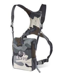 Grey Camo Binocular Harness - KUIU