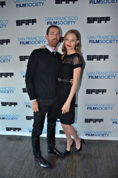 Michael Polish and Kate Bosworth at the 56th Annual San Francisco International Film Festival @ #SundanceKabuki Cinemas on 4/28/13