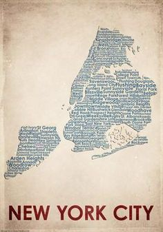 The relationship between social equality and maps will make you do a new york city poster print by american flat art by room maps modern pop city word gumiabroncs Images