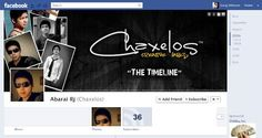 17 Creative Facebook Timeline Profile Designs | SEO | Social Media ...