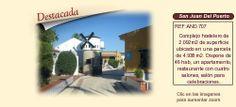 AND707 San Juan del Puerto. Huelva.  Hostal restaurante en venta. http://www.lancoisdoval.es/empresas-en-venta.html