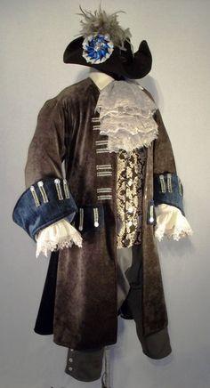 Pirate Costume  Jacket  Costume  Cosplay  Halloween  by ferdworthi