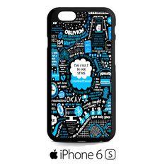 amazing little graphic iPhone 6S  Case