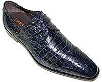 Mezlan # 13873 at AlligatorWorld.com - Exotic Skin Shoes