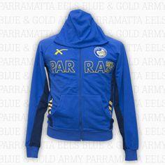 2014 Parramatta Eels Player Hoodie - Adult $60 Hooded Jacket, Army, Athletic, Hoodies, Jackets, Blue, Fashion, Jacket With Hoodie, Gi Joe
