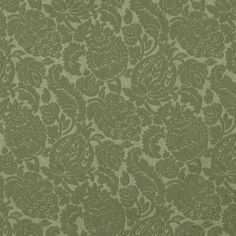 The K6672 SAGE/GARDEN upholstery fabric by KOVI Fabrics features Foliage pattern and Dark Green, Light Geen as its colors. It is a Brocade or Matelasse, Damask or Jacquard type of upholstery fabric and it is made of 75% cotton, 25% polyester material. It is rated Exceeds 35,000 Double Rubs (Heavy Duty) which makes this upholstery fabric ideal for residential, commercial and hospitality upholstery projects.For help please Call 800-8603105.
