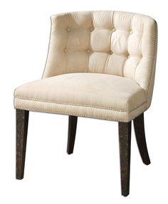 Uttermost - Trixie, Slipper Chair