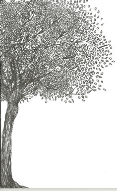 The tree by librajade.deviantart.com on @deviantART