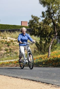 5 Reasons why Electric Bicycles are Perfect for Riders Over 50!