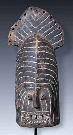 Dance-mask       of the Tetela-Peoples, R. D. Congo