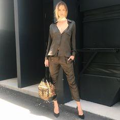 Raquel Allegra wearing #Sogoli Classic Collection