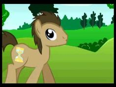Doctor Whooves, everyone.