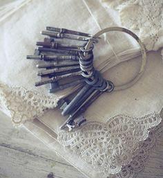 I wish that we still used keys like these.