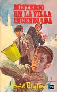 """Autor:Enid Blyton. Año:1959. Categoría:Infantil, Juvenil, Aventura. Formato:PDF+ EPUB. Sinopsis: En la serie """"misterios"""", los protagonistas son una si"""